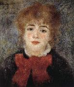 Pierre Renoir Jeanne Samary oil painting picture wholesale